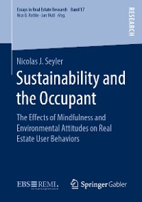 Cover Sustainability and the Occupant