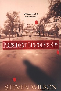 Cover President Lincoln's Spy