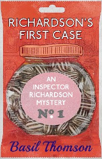 Cover Richardson's First Case