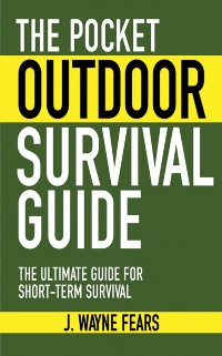 Cover Pocket Outdoor Survival Guide