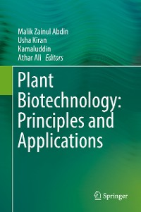 Cover Plant Biotechnology: Principles and Applications