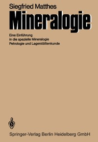 Cover Mineralogie