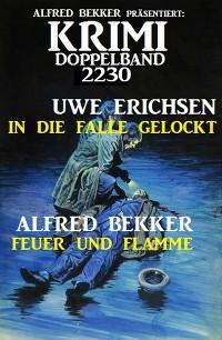 Cover Krimi Doppelband 2230