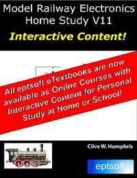 Cover Model Railway Electronics V11 Home Study