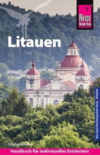 Cover Reise Know-How Reiseführer Litauen