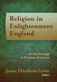 Cover Religion in Enlightenment England