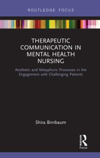 Cover Therapeutic Communication in Mental Health Nursing