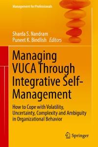 Cover Managing VUCA Through Integrative Self-Management