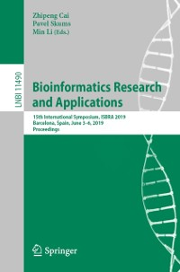 Cover Bioinformatics Research and Applications