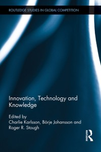 Cover Innovation, Technology and Knowledge