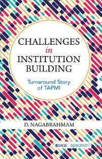 Cover Challenges in Institution Building