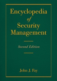 Cover Encyclopedia of Security Management