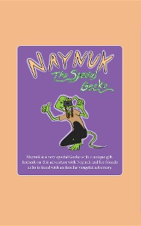 Cover Naynuk The Special Gecko