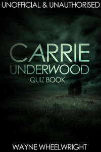 Cover Carrie Underwood Quiz Book
