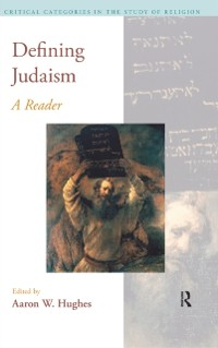 Cover Defining Judaism