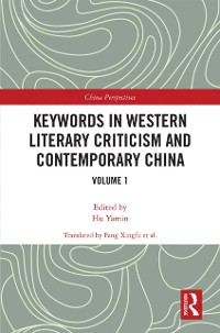 Cover Keywords in Western Literary Criticism and Contemporary China