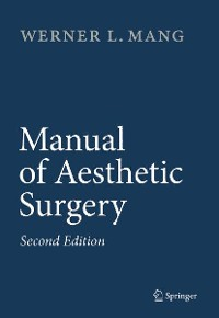 Cover Manual of Aesthetic Surgery