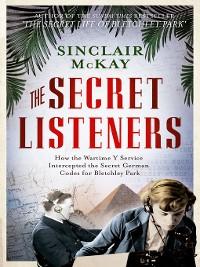 Cover The  Secret Listeners