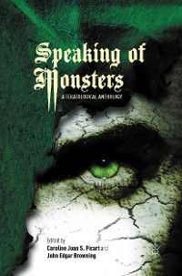 Cover Speaking of Monsters