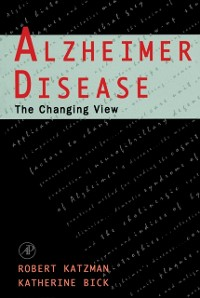Cover Alzheimer Disease: The Changing View