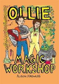 Cover Ollie and the Magic Workshop