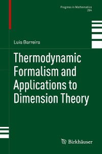Cover Thermodynamic Formalism and Applications to Dimension Theory