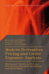 Cover Modern Derivatives Pricing and Credit Exposure Analysis