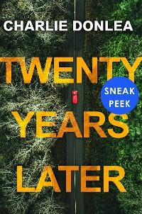 Cover Twenty Years Later: Sneak Peek