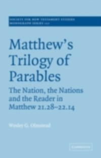 Cover Matthew's Trilogy of Parables