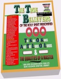 Cover The True Believers of  Leader Olumba Olumba Obu