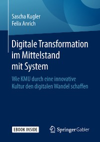 Cover Digitale Transformation im Mittelstand mit System