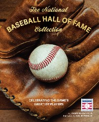 Cover The National Baseball Hall of Fame Collection
