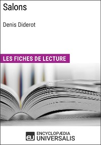 Cover Salons de Denis Diderot
