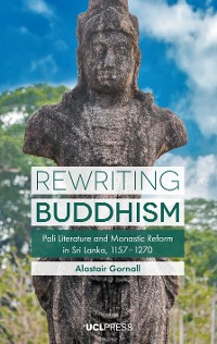 Cover Rewriting Buddhism