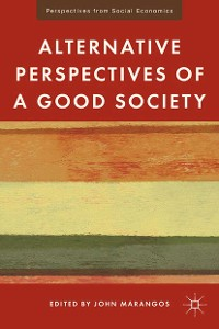 Cover Alternative Perspectives of a Good Society