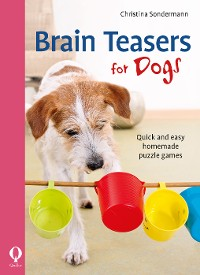 Cover Brain Teasers for Dogs