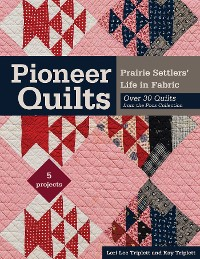Cover Pioneer Quilts