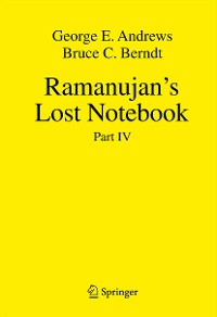 Cover Ramanujan's Lost Notebook