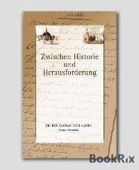 Cover Zwischen Historie und Herausforderung