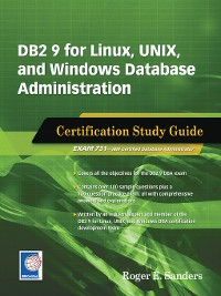 Cover DB2 9 for Linux, UNIX, and Windows Database Administration