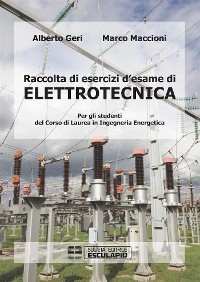 Cover Raccolta di esercizi d'esame di Elettrotecnica