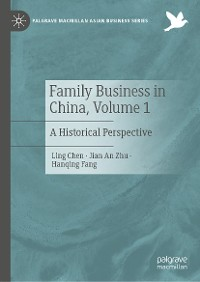 Cover Family Business in China, Volume 1