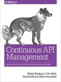 Cover Continuous API Management