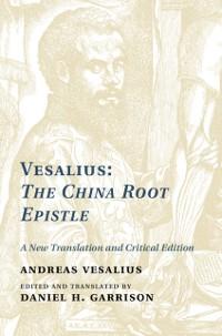 Cover Vesalius: The China Root Epistle