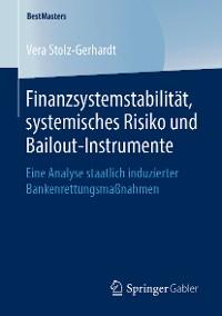 Cover Finanzsystemstabilität, systemisches Risiko und Bailout-Instrumente