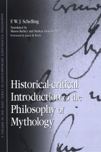 Cover Historical-critical Introduction to the Philosophy of Mythology