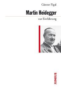 Cover Martin Heidegger zur Einführung