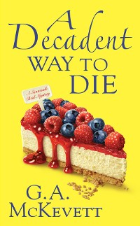 Cover A Decadent Way To Die