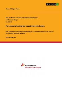 Cover Personalmarketing bei negativem Job-Image