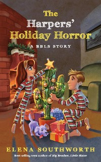Cover The Harpers' Holiday Horror
